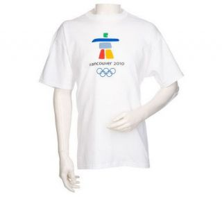 2010 Olympics Vancouver XXI Olympics Winter Games S/S T Shirt