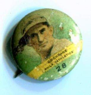 MICKEY COCHRANE Philadelphia Athletics #28 1932 Orbit Gum PR3 Baseball