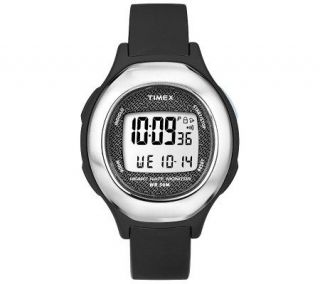 Timex Womens Health Touch Heart Rate Monitor Watch —