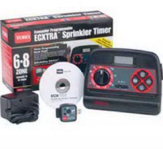 53787 Toro Ecxtra Computer Programmable Sprinkler Timer