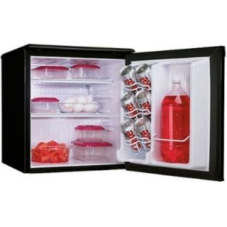 Small Compact Dorm Bar Office Fridge Refrigerator 1 8 CU FT Energy