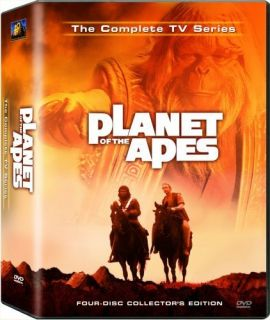 Planet of The Apes Complete TV Series DVD New SEALED