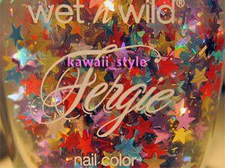Wet N Wild Fergie Nail Color x5 Polish Variety Stars Neon Brights