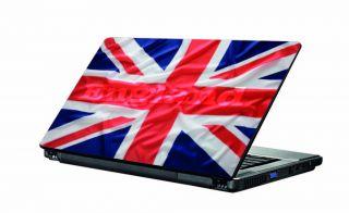 Cool UK Flag Skin Sticker Cover Decor for 12 13 14 15 15 6 Laptop