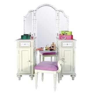 Disney Hannah Montana Vanity Dresser with Mirror