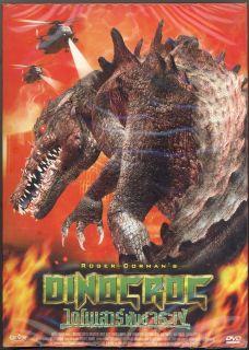 Never Sleep Horror Godzilla Thai DVD English Audio Roger Corman