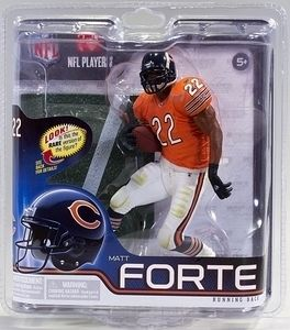McFarlane NFL Series 30 Matt Forte (Chicago Bears) Collector Level