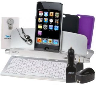 12 Piece Accessory Kit by Mili with 32GB iPod Touch —