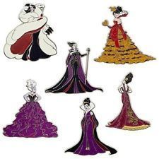 Disney Designer Villains Collection 6 Pin Set LE 200 Mother Gothel