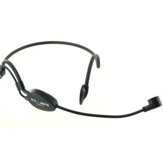 TA4F Headset Microphone for Shure Wireless Microphone System