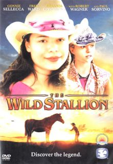 NEW Sealed Family DVD! The Wild Stallion (Miranda Cosgrove, Danielle