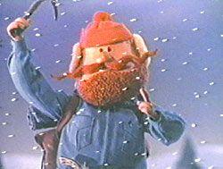 Island of Misfit Toys Yukon Cornelius Figurine Enesco Prototype