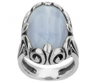 Carolyn Pollack Sterling Yours Truly Ring —