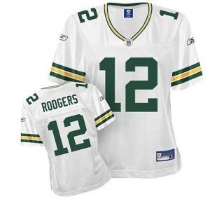 NFL Green Bay Packers Aaron Rodgers Womens Premier Jersey —