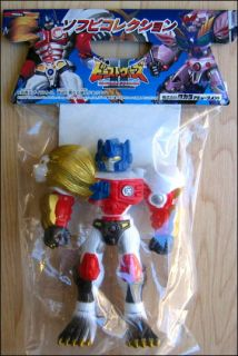 Beast Wars Transformers Lio Convoy Optimus Prime Lion Figure by Takara