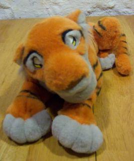 Disney The Jungle Book Shere Khan Tiger 13 Plush Stuffed Animal Toy