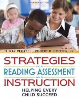 FOR READING ASS   ROBERT B. COOTER JR. D. RAY REUTZEL (PAPERBACK) NEW