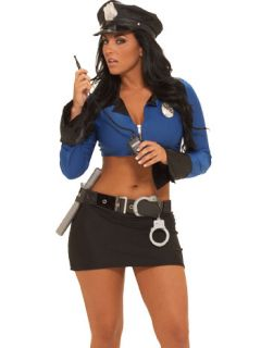 female police officer costume sexy cop costume will have em begging