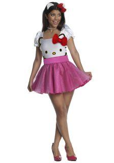 Sexy Hello Kitty Costume