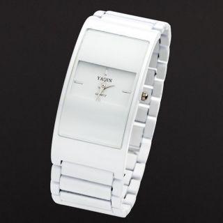 Fashion Jewelry Sale Elegant Girls Lady Women White Quartz Wrist Watch