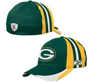 NFL Green Bay Packers 2006 Youth Sideline Player Flex Cap —