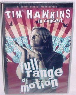 Tim Hawkins Full Range of Motion New Christian Comedy DVD