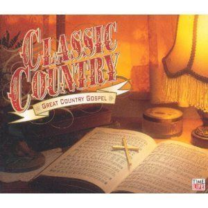 Classic Country Great Country Gospel 3 CD Set Box set Time LIfe