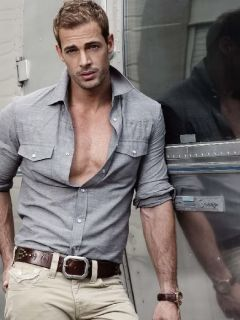 William Levy Poster 17 x 24 Hot Male Cuban Model 4