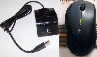 Logitech MX600 Cordless Wireless USB Laser Mouse Black