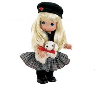 Precious Moments Youre So Dog gone Cute 12 Vinyl Doll —