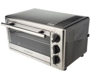 of Farberware FAC850SS 6 Slice Stainless Steel Convection Toaster Oven