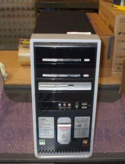 Compaq Presario SR1320NX ATX Computer Tower Case With Card Reader