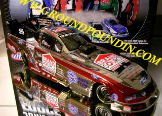 2011 Courtney Force Colorchrome Brand Source NHRA Ford Mustang Funny