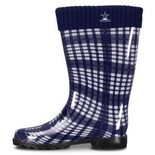 Dallas Cowboys Women's Rain Boots