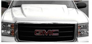 07 10 GMC Sierra Truck Steel Cowl Induction Hood