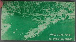 Long Cove Point s Bristol Me Cottage Brochure Lloyd