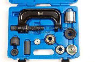 Comprehensive Mercedes Benz Ball Joint Press Tool Kit