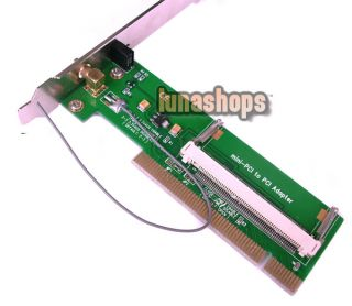 Adapter Converter Wireless WiFi Card Without Antenna for Laptop