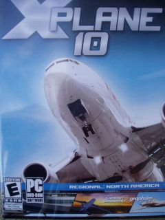 Plane 10 Realistic Flight Simulator PC Gaming Software
