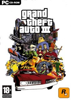 Brand New Computer PC Video Game Grand Theft Auto 3 0710425212031