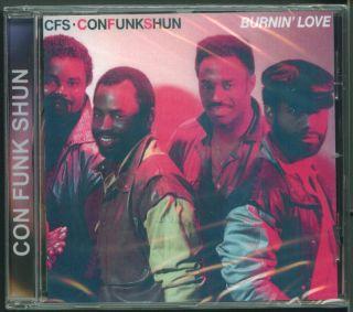 Con Funk Shun Burnin' Love
