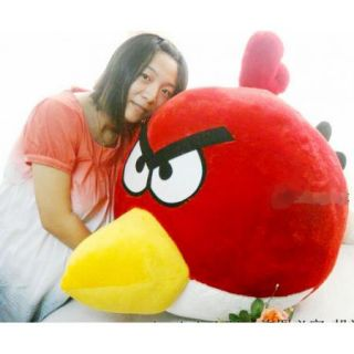 1M Huge Crash Angry Birds iPhone Game Plush Toy
