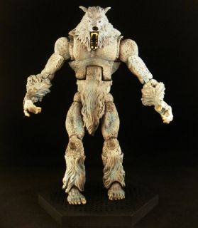william corvinus lycan werewolf 9 inch fully poseable action figure