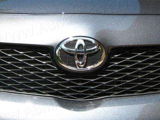 2009 2013 Toyota Corolla Grill Front Bumper Grille Emblem Logo 75311