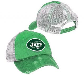 NFL New York Jets Retro Trucker Hat —