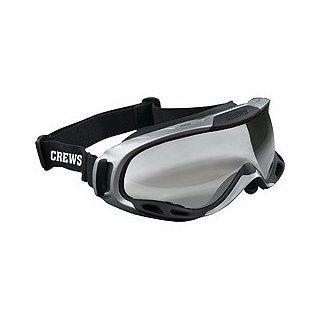 Crews PGX110AF MCR Pro Grade Safety Goggles Anti Fog Clear Lens 1 Pair