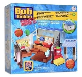 Builder Electronic Toy Kids Play Set Workshop Construction Kits