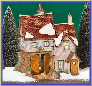 Stump Hill Gatehouse New Department Dept 56 Dickens Village D56 DV