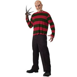 Nightmare on Elm Street Freddy Krueger Adult Costume Kit