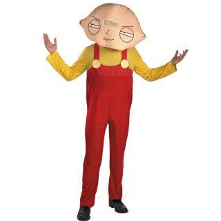 C420 Mens Family Guy Stewie Adult Halloween Funny Fancy Dress Costume